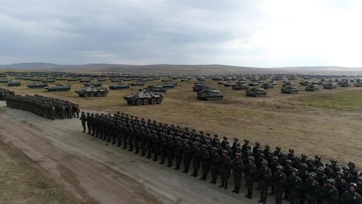 """""""Восток-2018"""": военные применили огневой вал впервые со времен Отечественной войны"""