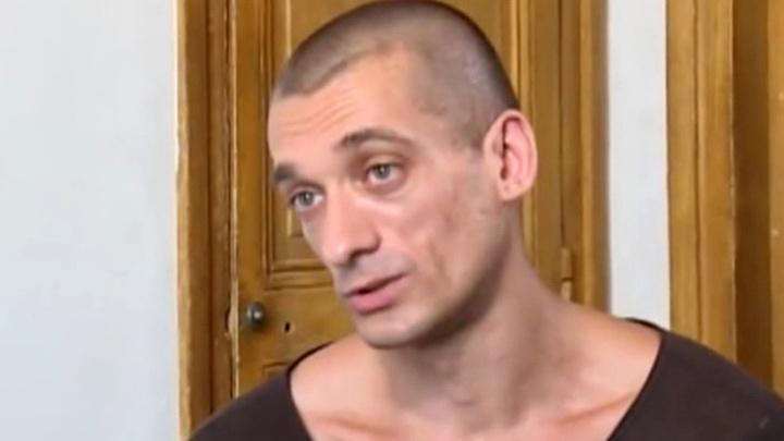 Акционист Павленский надоел даже тюремщикам