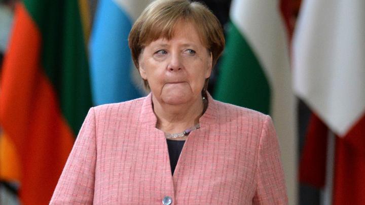 Меркель высказала мнение о последствиях пандемии коронавируса