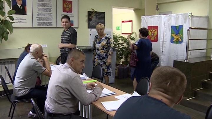 На выборах губернатора в Приморье лидирует кандидат от КПРФ