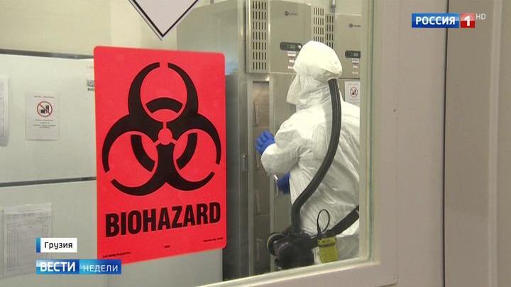 Скандал с лабораторией Лугара: США могли нарушить Конвенцию о запрете создания биооружия