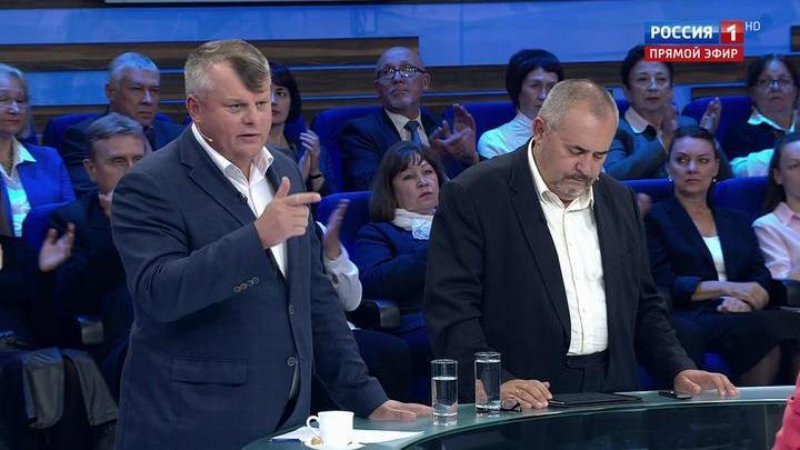 60 минут. Львов запретил петь по-русски