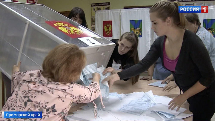 Приморье пройдет всю процедуру выборов губернатора повторно