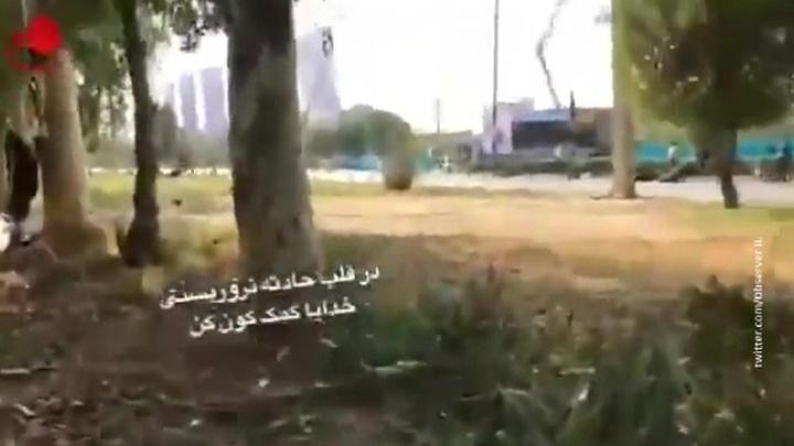 В результате стрельбы на параде в Иране погибли 8 военных