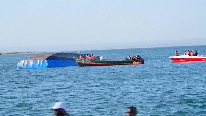 Кораблекрушение на озере Виктория: чудесное спасение моряка