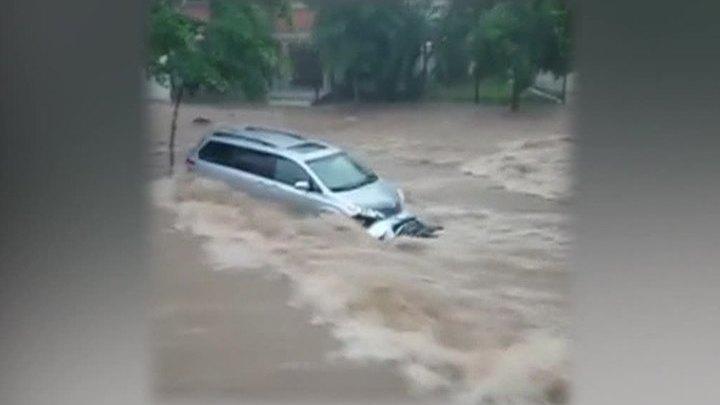 170 тысяч мексиканцев пострадали из-за ливней