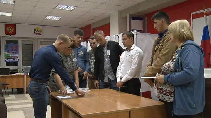 Выборы в Хабаровском крае: победил Фургал