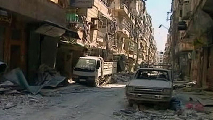 Запад нашел для атаки Сирии законные основания