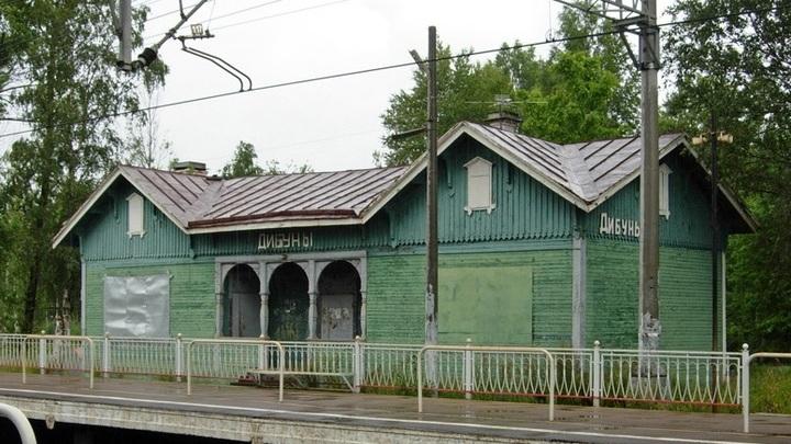 Деревянный вокзал Санкт-Петербурга признали объектом культурного наследия