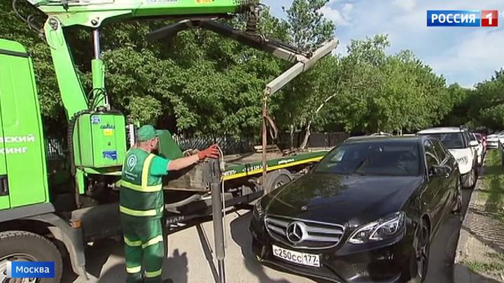 Новые правила для эвакуаторов: Москва отказалась от услуг частных контор