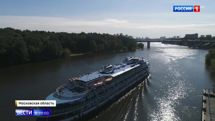 Речной флот Москвы ждет значительное пополнение