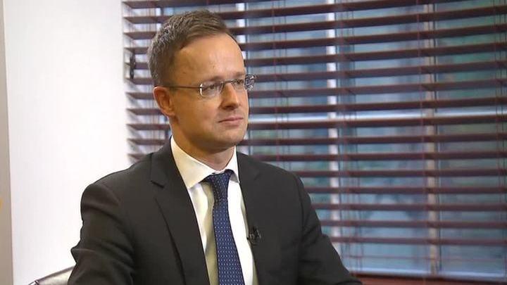 Петер Сийярто: Украина нарушает нормы международного права