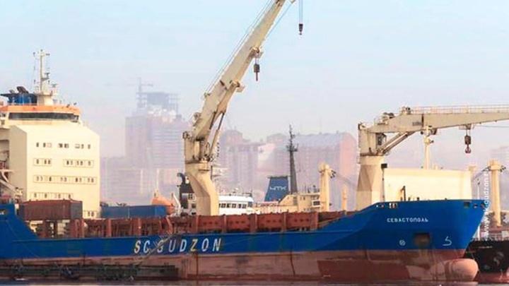 В Пусане задержано российское судно приморской компании, попавшей под санкции