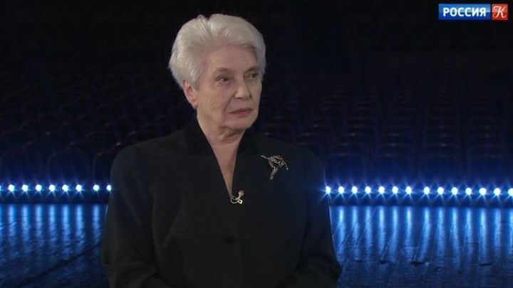 """Наталия Солженицына рассказала о спектакле """"Красное колесо"""""""
