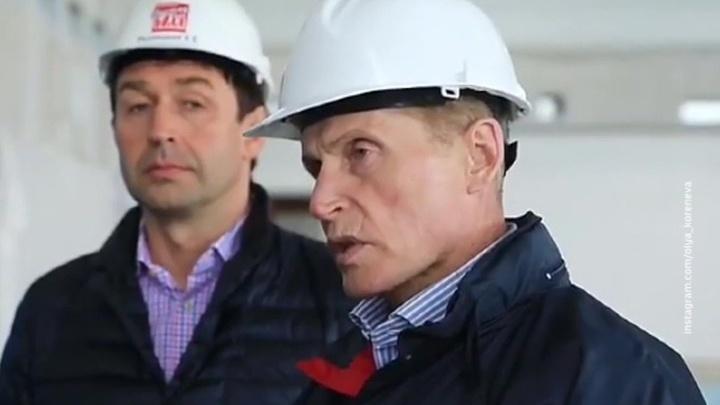 Кожемяко ушел с поста губернатора, но может еще вернуться