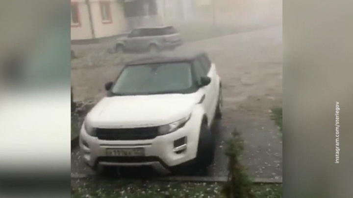 Обрушившаяся на Краснодар непогода стала причиной трагедии
