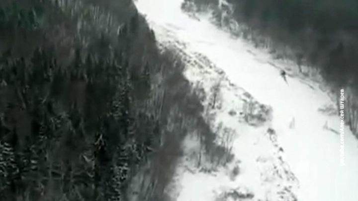 5 дней выживания в якутском ущелье: пилот находится в стабильном состоянии