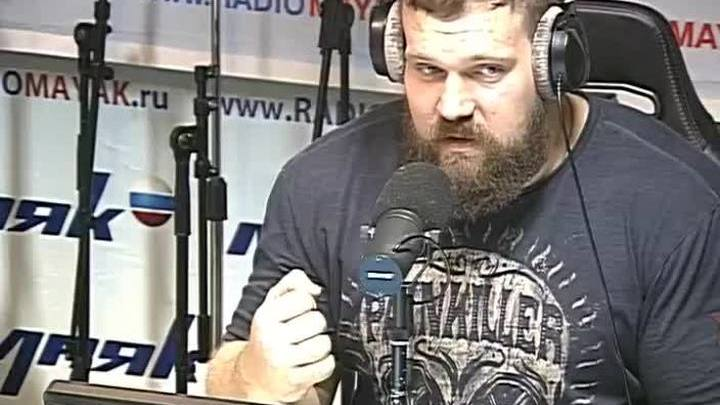 Кирилл Сарычев: о ЧМ по пауэрлифтингу 2018