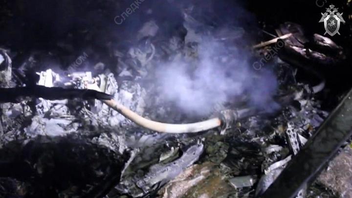 Первые версии катастрофы в Костромской области: вертолет мог в темноте зацепиться за деревья