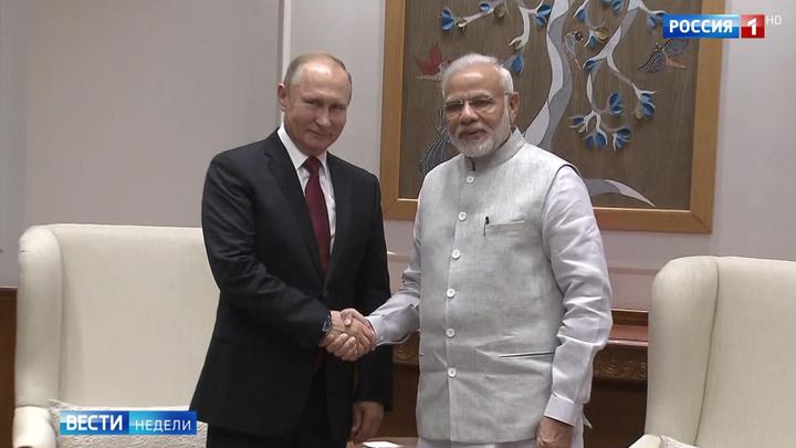 Отношения с Россией: Индия не поддалась на угрозы США