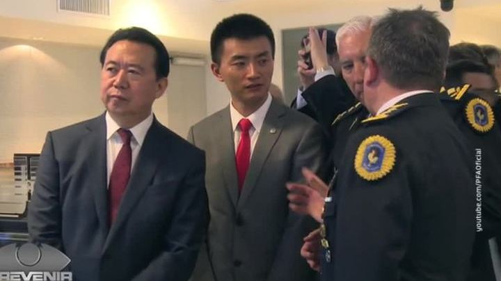 Задержанного в Китае экс-главу Интерпола обвиняют во взяточничестве