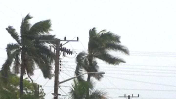 На южные американские штаты надвигается ураган «Майкл»