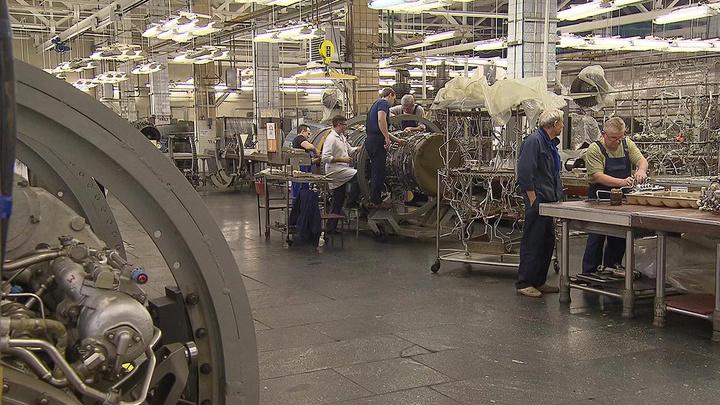 Двигатели для МиГов и не только: столичная промышленность переживает настоящий бум