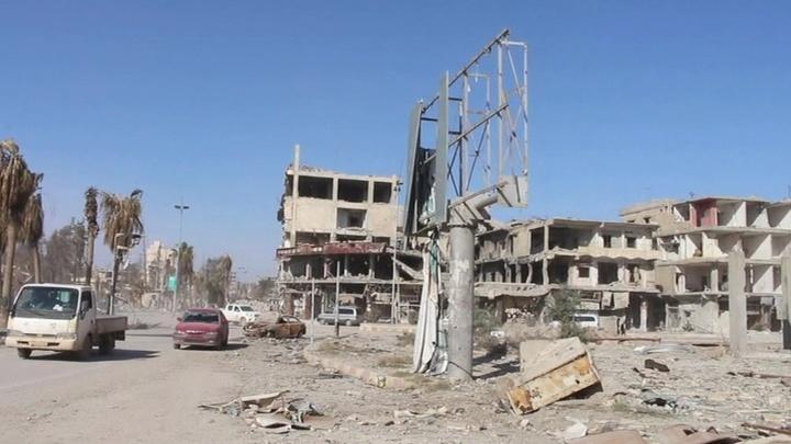 Международная коалиция не признает свою вину в гибели мирных жителей Сирии
