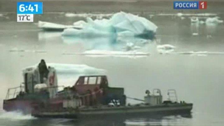 Через 10 лет в Арктике может растаять весь лед