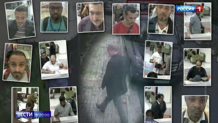 СМИ: саудовские спецслужбы пытали Хашшоги под музыку
