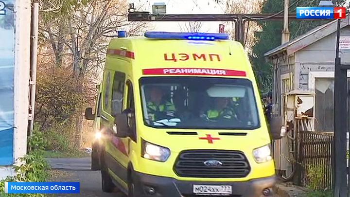 Пострадавших в Керчи подростков доставили на лечение в Москву