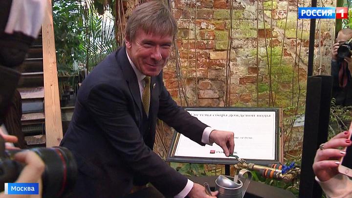 """В """"Аптекарском огороде"""" будут поливать растения дождевой водой"""