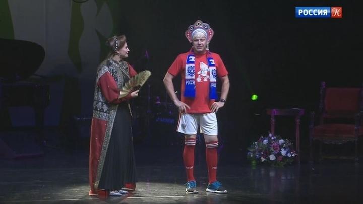 """В Москве вручили премию """"Хрустальная Турандот"""""""