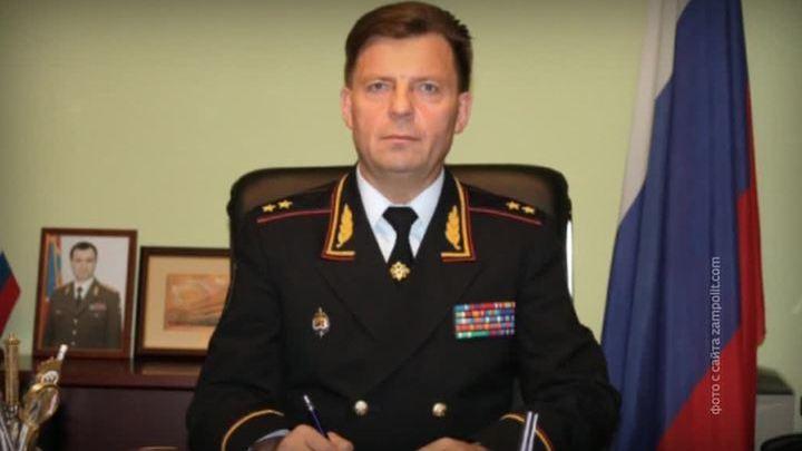 Против бывшего начальника УМВД России по Калининградской области возбуждено дело