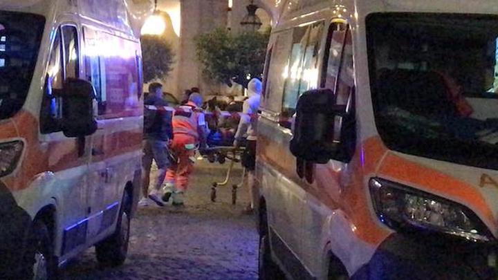 30 человек, в том числе фанаты ЦСКА, пострадали при обрушении эскалатора