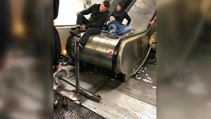 Итальянским медикам удалось спасти ногу пострадавшего болельщика