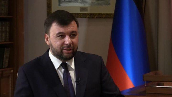 Пушилин: ДНР сможет отразить возможную агрессию Украины