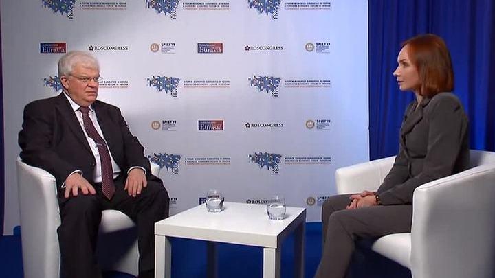 """""""Мнение"""": Владимир Чижов о Евразийском экономическом форуме в Вероне"""