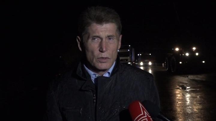 Олег Кожемяко: проблема состояния мостов в Приморье - системная