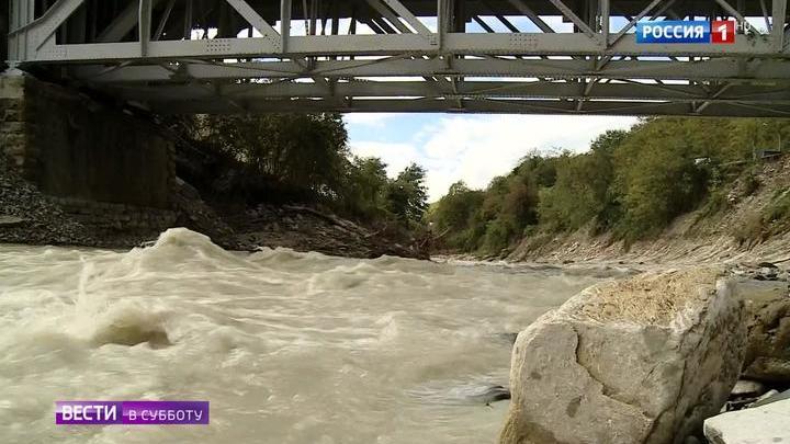 Наводнение на Кубани: стихия еще не отступила