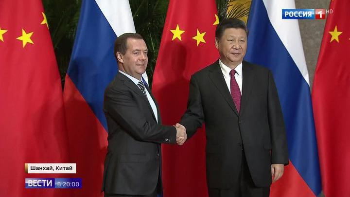 Сотрудничество РФ и КНР вызывает у конкурентов
