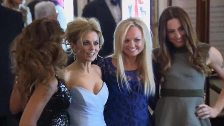 Spice Girls воссоединяются и начинают гастроли