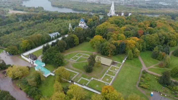 Облюбование Москвы. Коломенское. Часть вторая