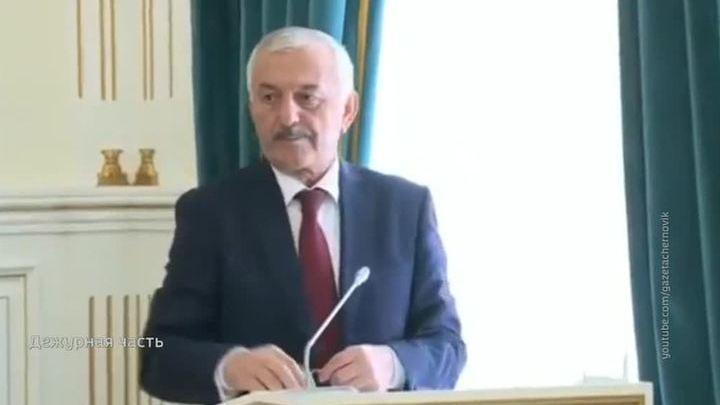 ФСБ возбудила дело против врио мэра Махачкалы Гасанова