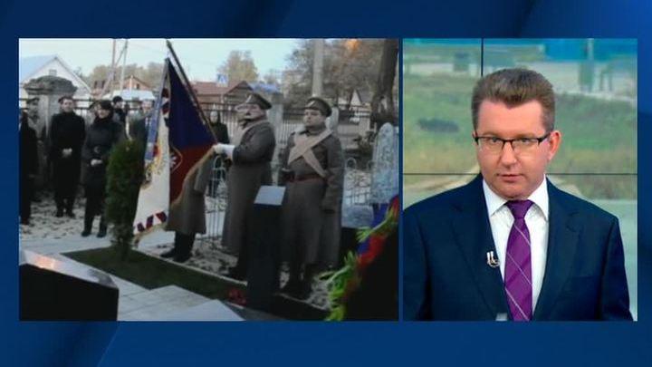 В Самаре протестуют против установки памятника чешским легионерам