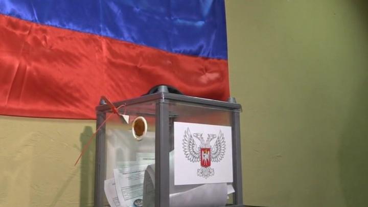 Жители ДНР изберут нового лидера