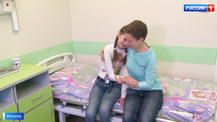 В Морозовской больнице спасли ребенка с гигантской аневризмой