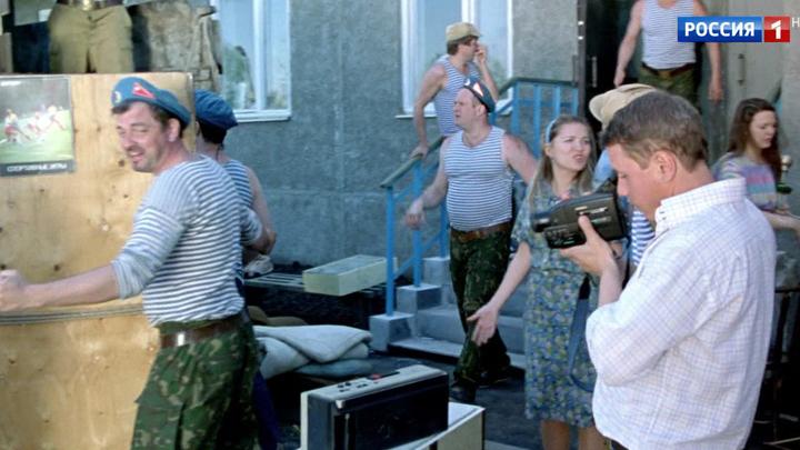 """Первые зрители """"Ненастья"""" увидели фильм Урсуляка на большом экране"""