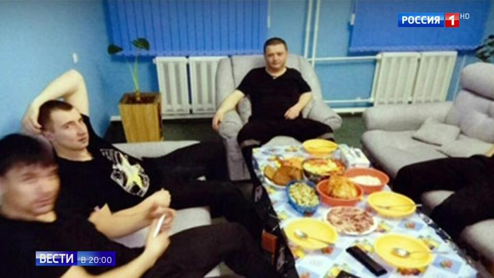 Отказ сидящим в деликатесах: скандал с шашлыками в колонии всплыл из-за развода Цеповяза