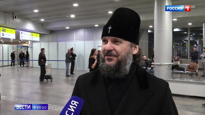 Архиепископа РПЦ объявили на Украине агентом Кремля